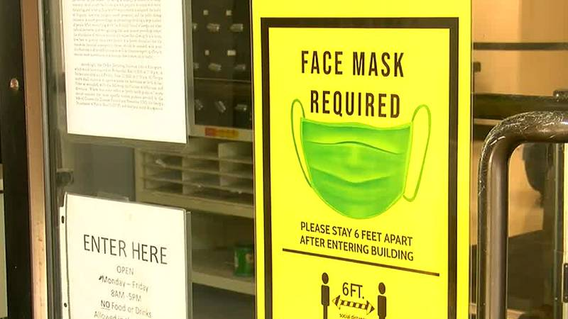 Columbus Mayor says Fountain City will not reinstate a mask mandate for now