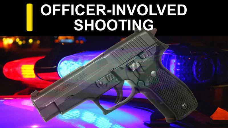 Officer-involved shooting generic