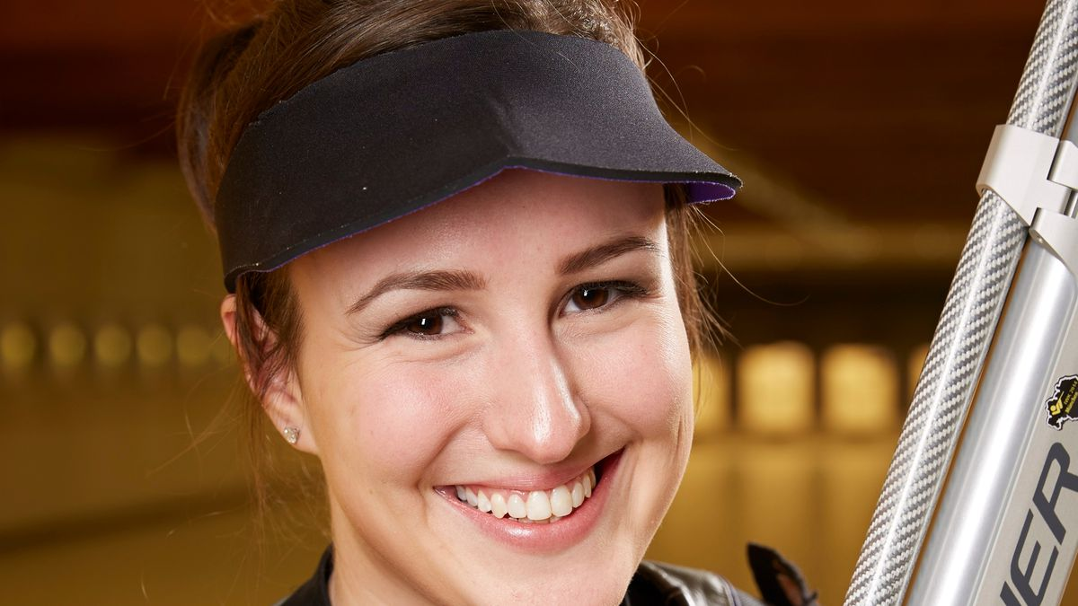 Sarah Beard, US Olympic Shooting, 3 Position Rifle, Air Gun