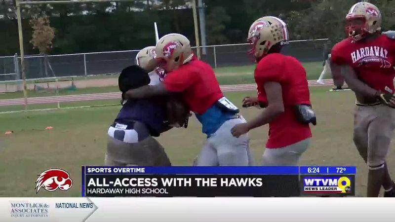 All Access: Hardaway Hawks