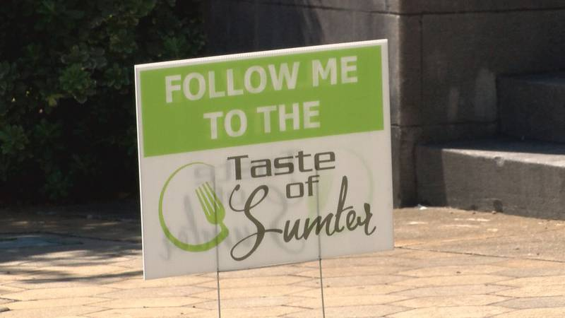 The Taste of Sumter event is Thursday night. (Source: WALB)