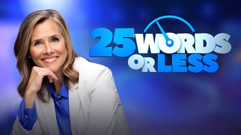 TV game show '25 Words or Less' is honoring 'Super Fans' with a chance to win $1,000.