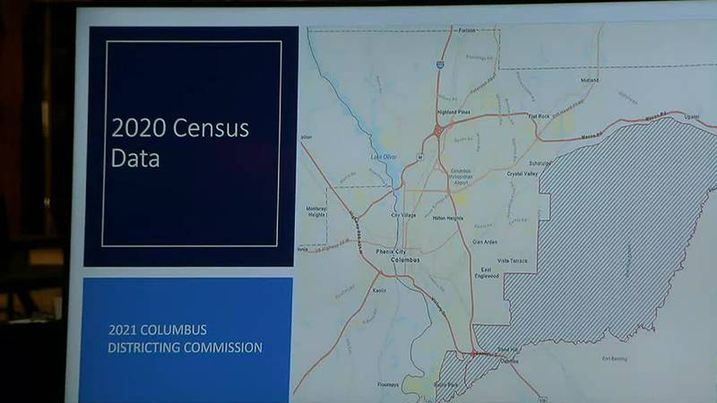 Columbus Districting Commission holds first redistricting meeting: