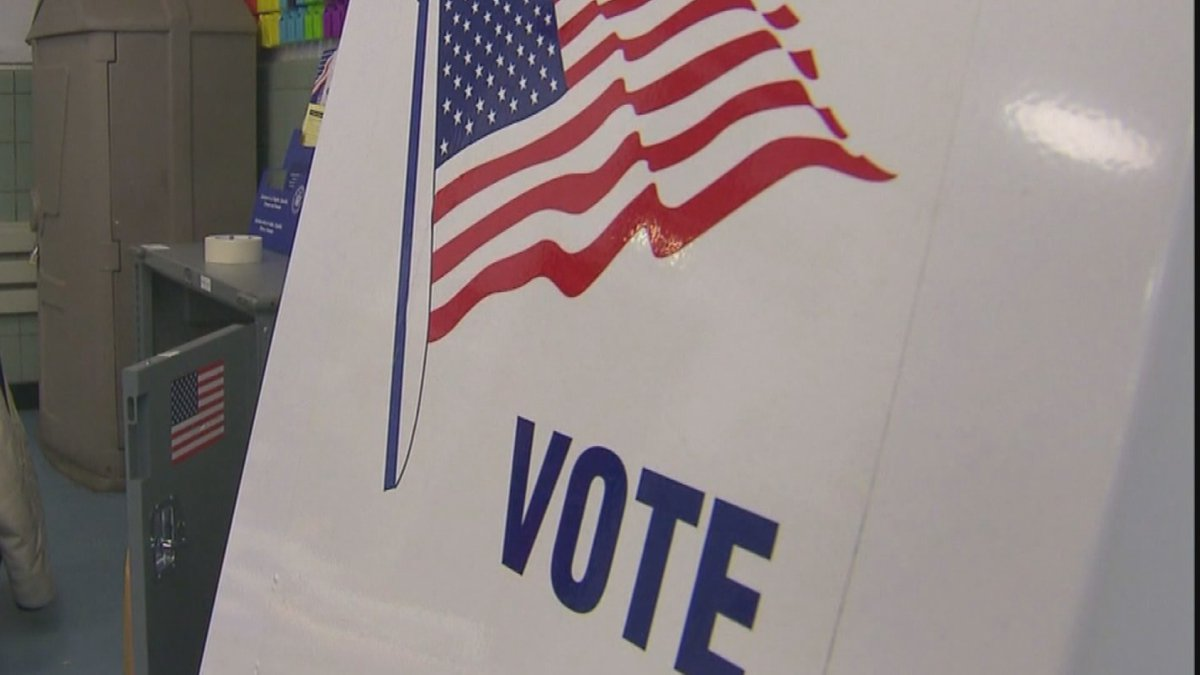 First time voters participate in early voting