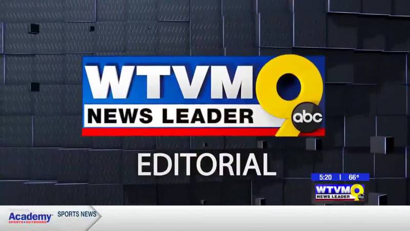 WTVM Editorial: The Good News