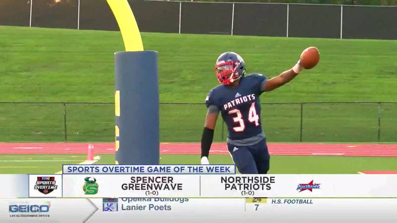 Sports Overtime on Demand: Week 3