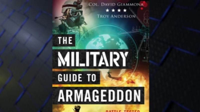MILITARY MATTERS: Retired army colonel writes book to get people ready for Armageddon