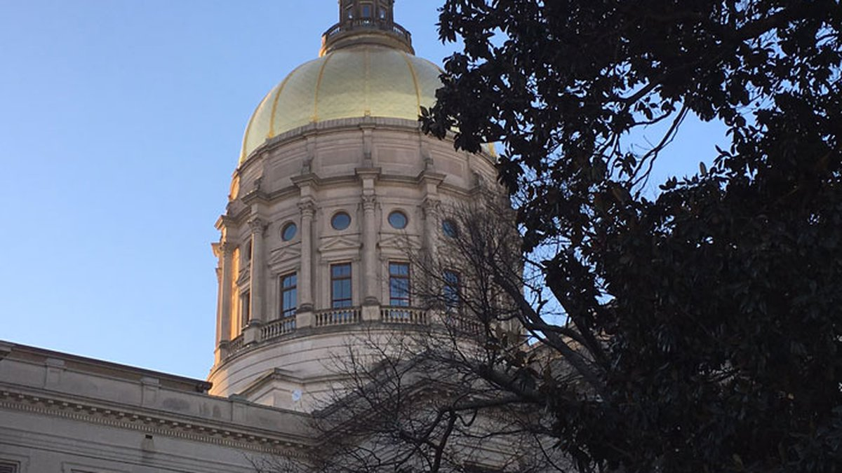 Georgia State Capitol in Atlanta. (Source: WTOC)