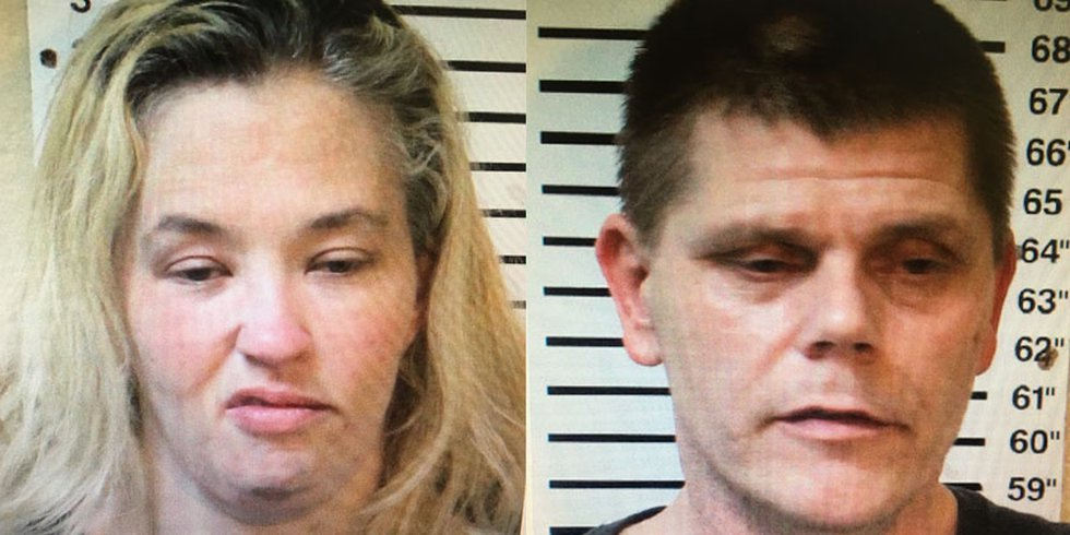 June Shannon was arrested in Macon County, Alabama March 13 and charged with possession of a...