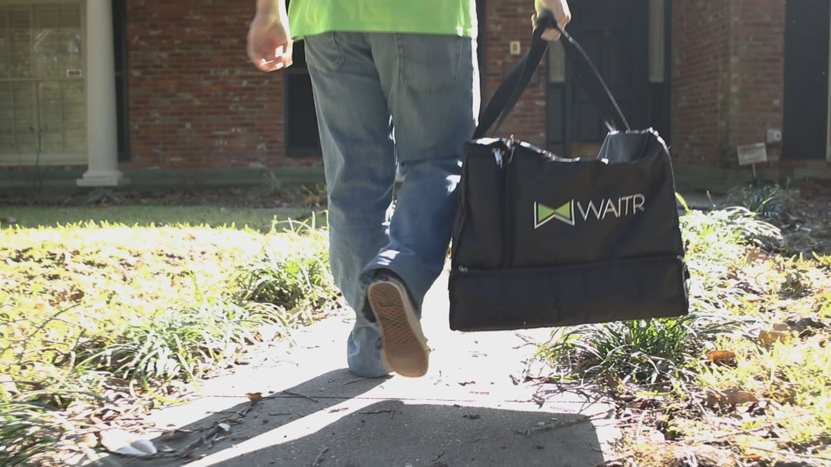 Waitr is making delivering food to your dad even easier this Father's Day.