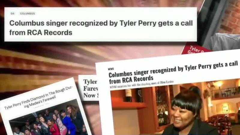 Right before the pandemic, a Columbus singer made national headlines when movie mogul Tyler...