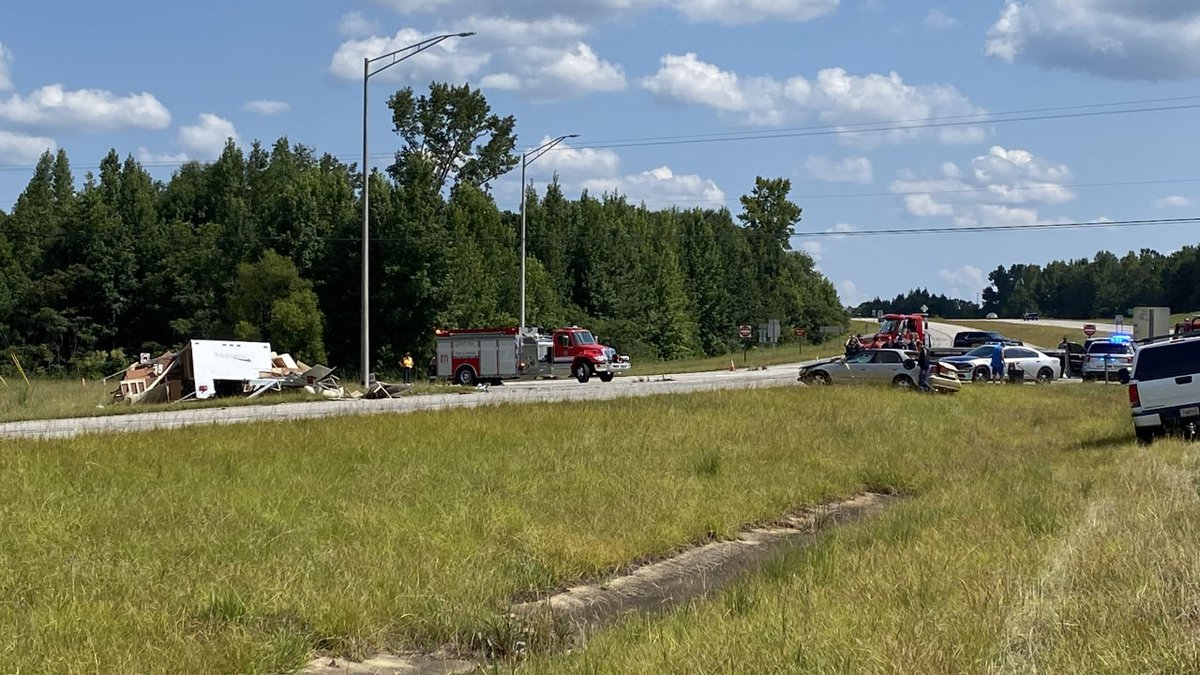 Russell County accident