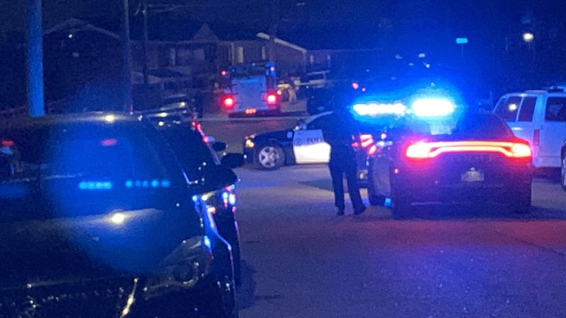 Columbus police are on the scene of a deadly shooting at Wilson Apartments.