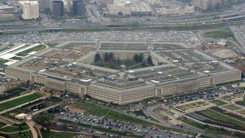 This March 27, 2008, file photo, shows the Pentagon in Washington.