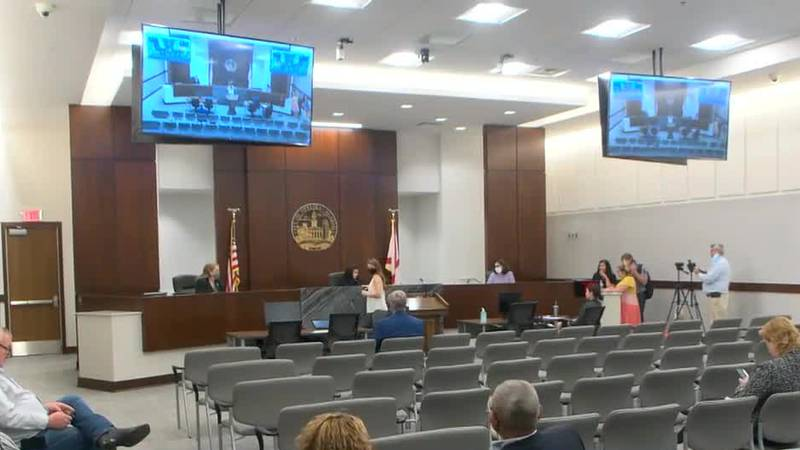 Quarry proposal hearing held in Lee Co.