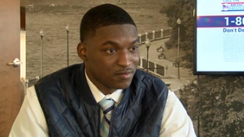 Victory Over Violence: Former Columbus drug dealer shares story of success in hopes of helping...