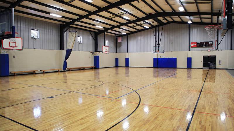Boykin Community Center gym reopens for free play