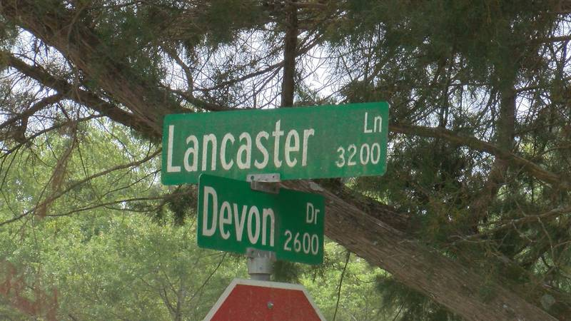 Bonnie Phillips and residents of Lancaster Lane and Old Dawson Road said this has been an...