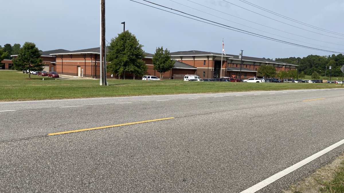 Sheriff Jay Jones: Heightened awareness at Smiths Station High School after threat made to school