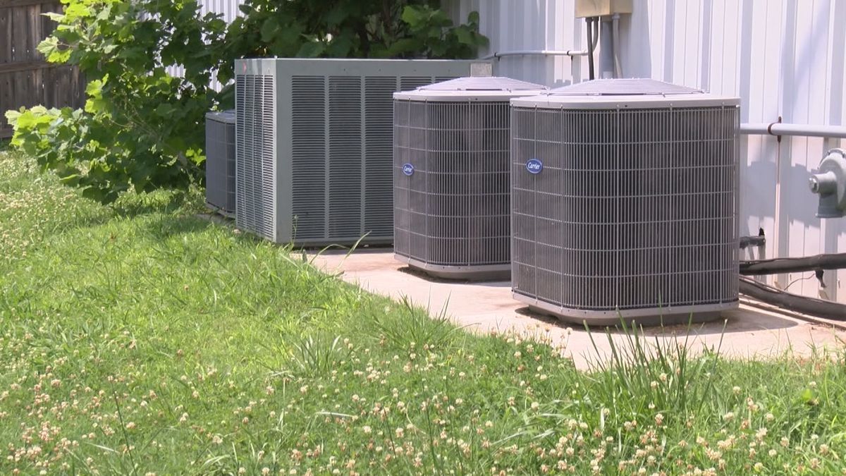 The hot weather is leading to many of you calling for help to fix your air conditioning units.