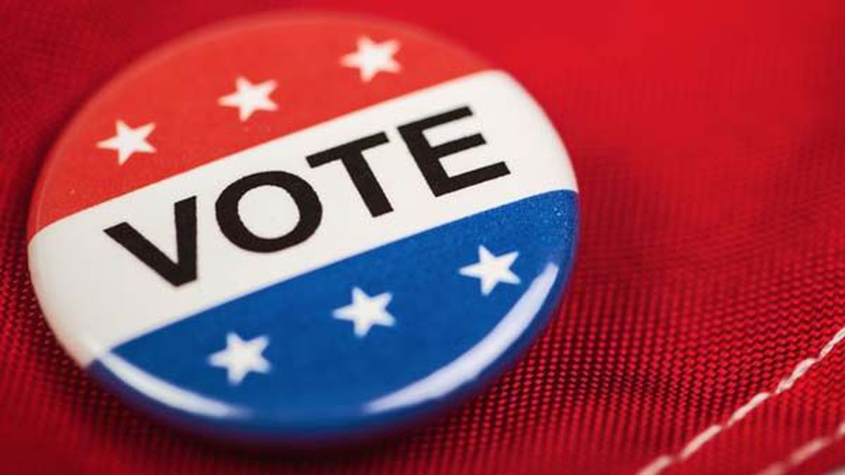 Dorchester County voters are headed to the polls on Tuesday. (Source: AP)