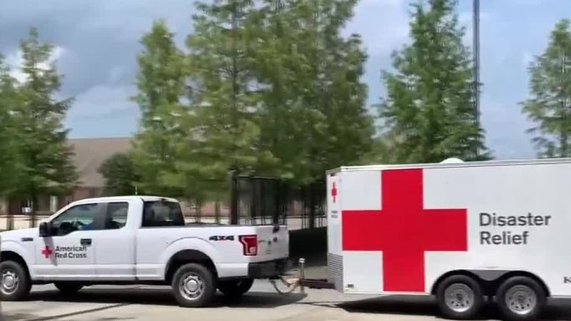 Red Cross to keep COVID-19 restrictions during hurricane season.
