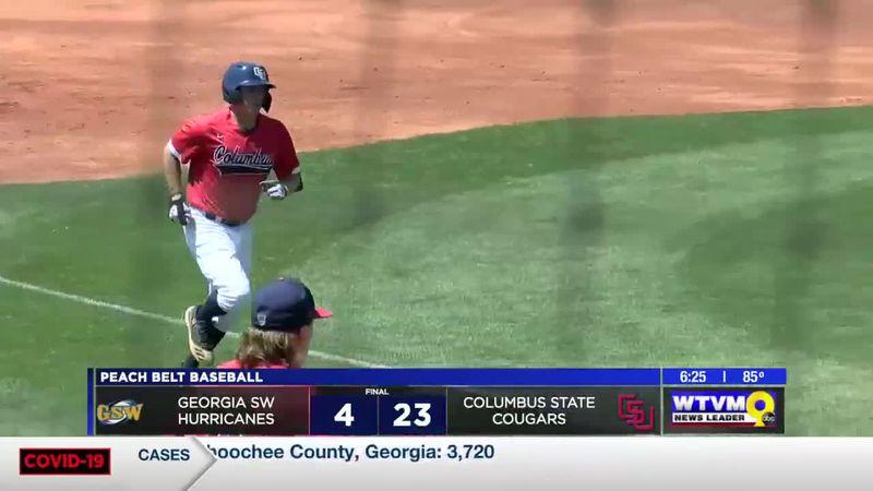 CSU explodes for 23 runs in win over Georgia Southwestern