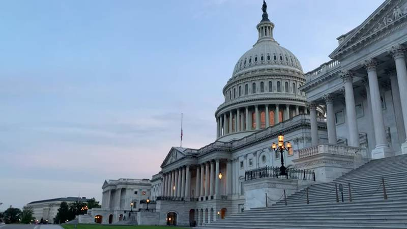 FILE - This file image shows the U.S. Capitol building in Washington, D.C.