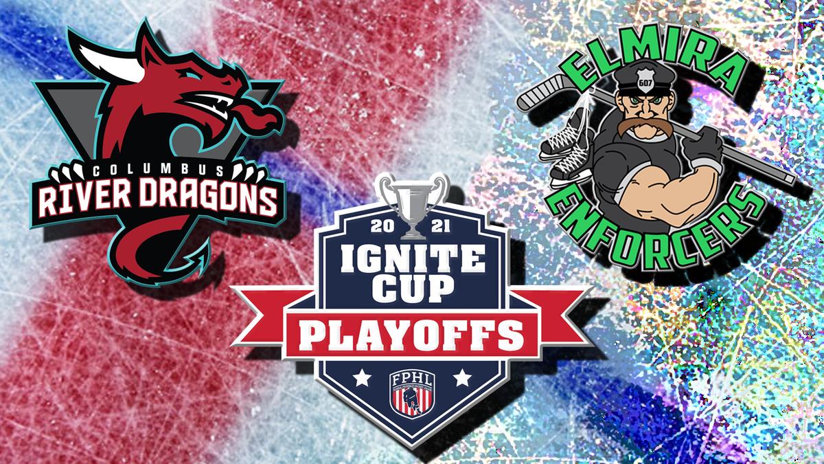 River Dragons Enforcers FPHL Ignite Cup Finals