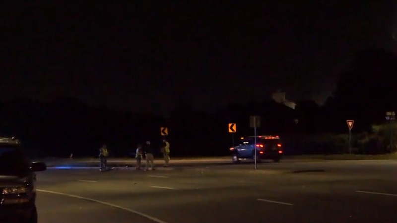 Person riding bike hit by vehicle on Victory Dr. in Columbus