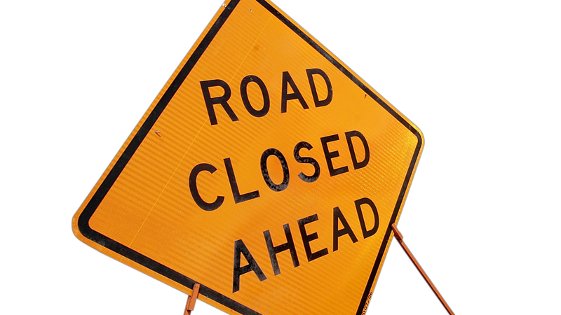 Several roads in Phenix City to temporarily close for repair