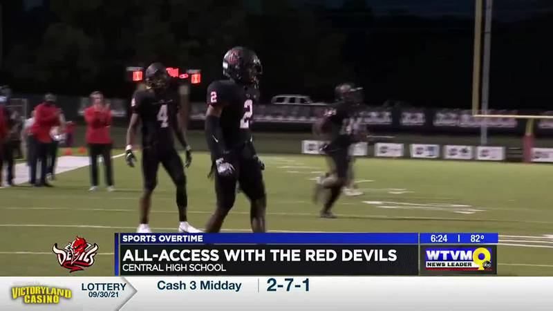 All Access: Central Red Devils