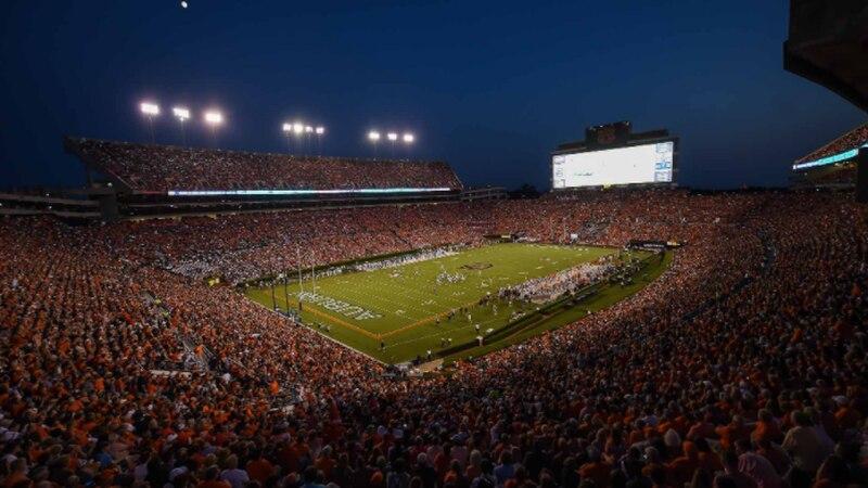 Jordan-Hares Stadium, Auburn University