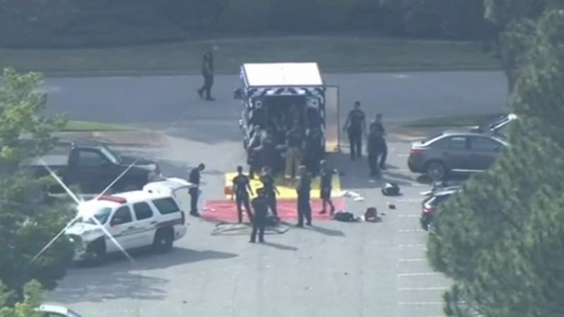 Multiple injuries were reported in the shooting at Virginia Beach.