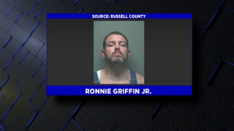 Suspect facing meth trafficking charges after Russell Co. drug bust