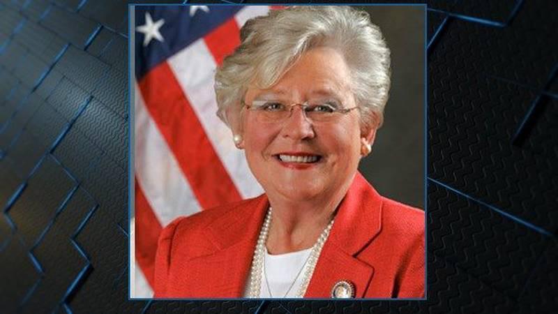 Gov. Kay Ivey (Source: WSFA 12 News file photo)