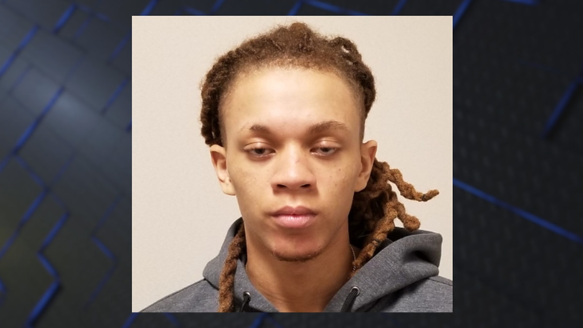 Auburn Police Division arrests Columbus man on multiple charges