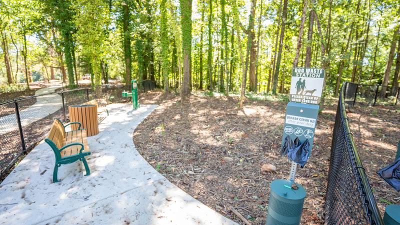 Dinius Park now open in Auburn
