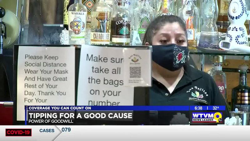 Power of Goodwill: Tipping for a Good Cause