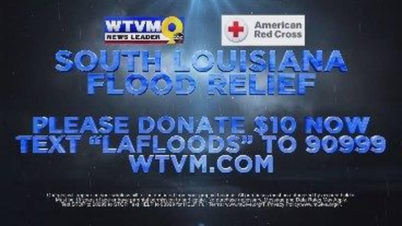 WTVM News Leader 9 South Louisiana Flood Relief