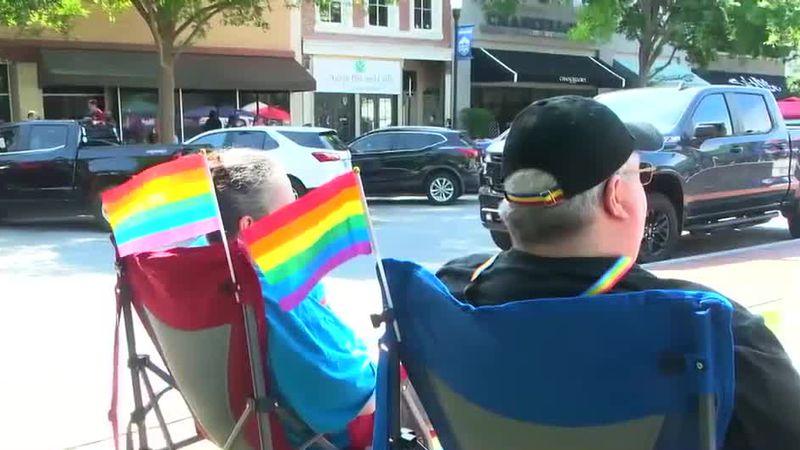 Columbus celebrates Pride Month.