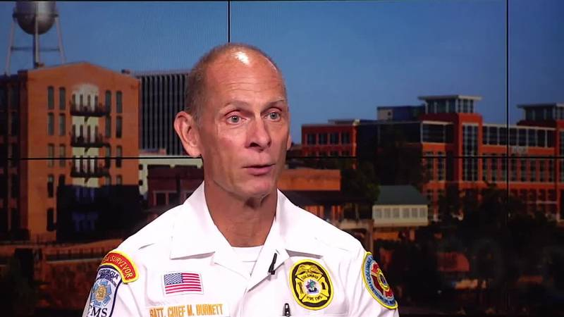 RUN THE RACE: Firefighter and Pastor Talks About Bravery, Being Fit and Church