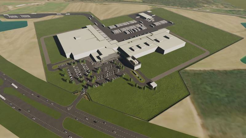 A new food services distribution center in New Brockton is expected to bring 80 new jobs.
