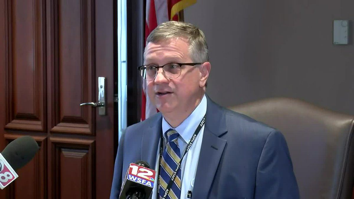 Alabama State Health Officer Scott Harris discusses safety of COVID-19 vaccines in Sept. 3...