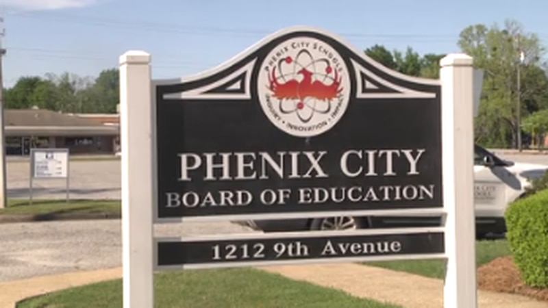 Phenix City Schools to require masks for staff, students, visitors