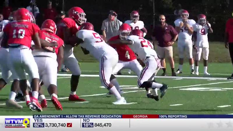 In the Huddle: Pacelli Vikings