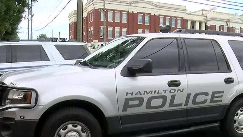 Hamilton's police chief adjusts to new position