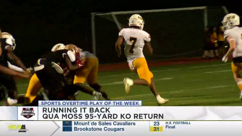 Sports Overtime on Demand: Week 4