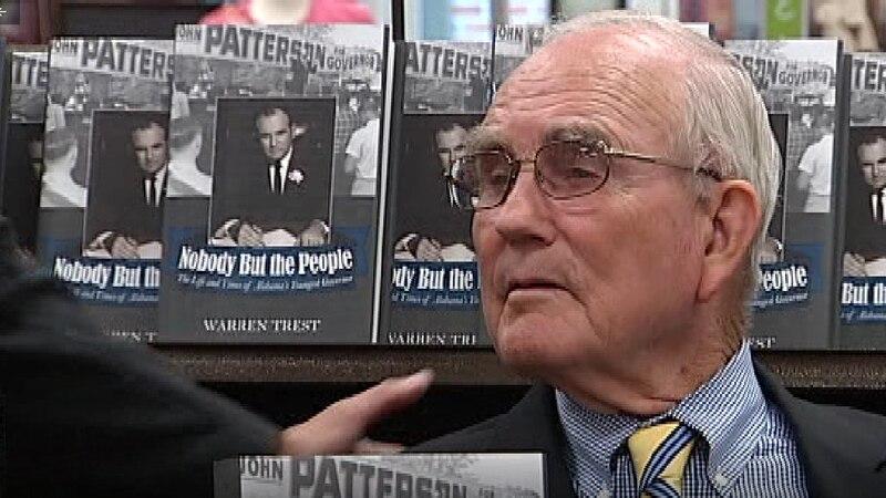 Former Alabamaand Governor John Patterson.