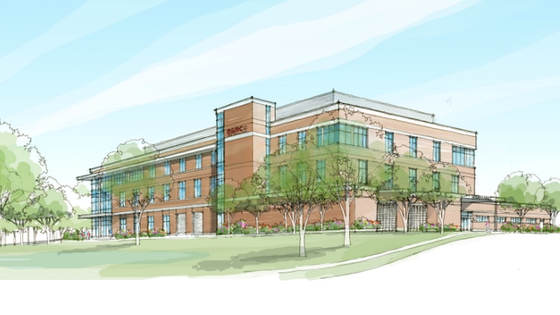 Auburn Research Park is expanding and adding a new medical services facility.